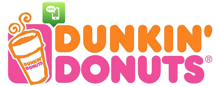 Dunkin-Donuts-SMS-Text-Message-Campaign