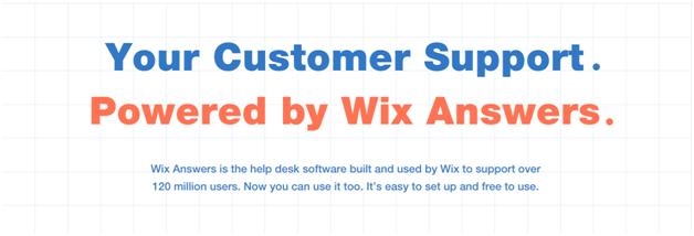 Wix-Answers
