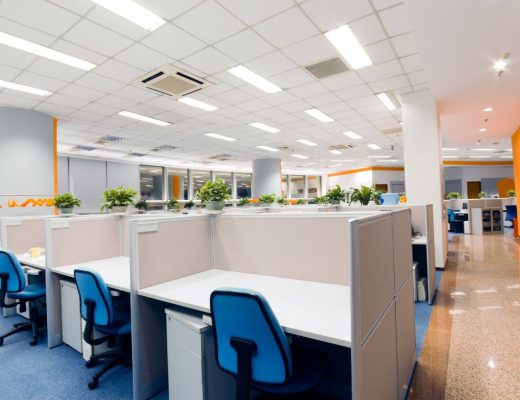 What-To-Consider-When-Choosing-Lighting-for-Your-New-Office-520x400